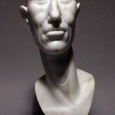 """Buzz"" by Bela Basci / Marble Sculpture"