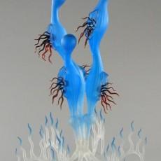 Glass, Artist, Sculpture, Robert Mickelsen, Primavera Gallery, Ojai, CA