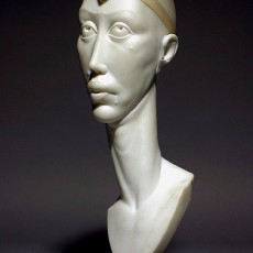 """Bonita"" by Bela Basci / Marble Sculpture"