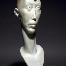 """Bonita"" by Bela Basci / Marble Sculpture"