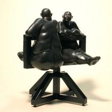 """Swinging Sisters"" by Bela Basci / Bronze"