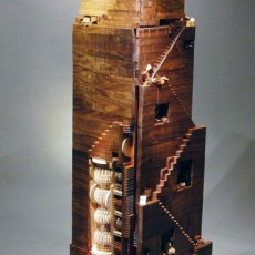 Po Shun Leong, Andrew Varah, Artist, Wood, Glass, Primavera Gallery, Ojai