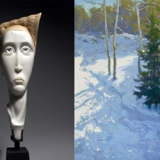 """Emma"" by Bela Bacsi and ""A Snowy Harvest"" by Jennifer Moses"
