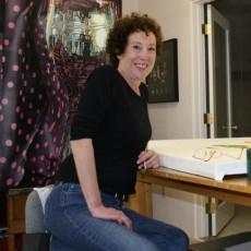 Jeanette Pasin Sloan Portrait