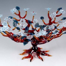 Robert Mickelsen, Artist, Glass, Primavera Gallery, Ojai