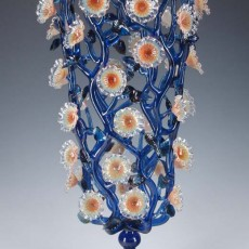 Robert Mickelsen, Glass artist, Sculpture, Ojai, Primavera Gallery