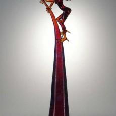 Glass, artist, Robert Mickelsen, Primavera Gallery