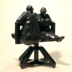 """Swinging Sisters"" by Bela Basci / Bronze"
