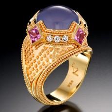Jewelry, Artist, Kent Raible, primavera gallery, fine art, Ojai, California