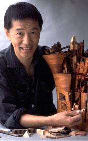 Portrait of Artist Po Shun Leong