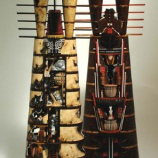 Wood Artist, Po Shun Leong, Architecture, Furniture, Primavera Gallery, Ojai, California